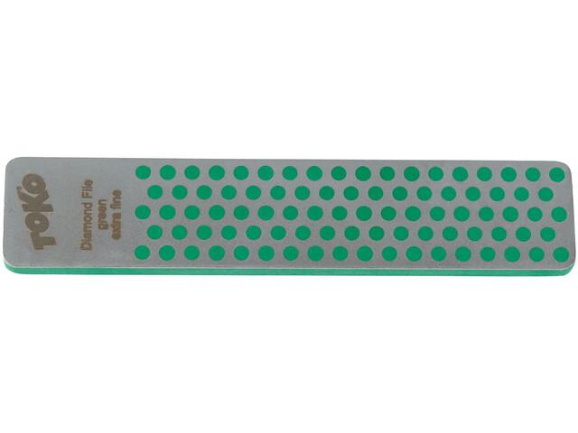 Toko DMT Pilnik diamentowy, green